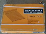 New Broilmaster Premium Gas Grills Stainless Steel Cooking Grids Dpa111