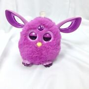 Furby Connect Pink Purple Bluetooth Interactive Working 2016 Hasbro