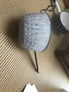 Vintage French Enamelware Strainer. Mint Condition.