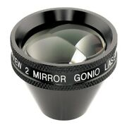 Two Mirror Gonio Lens Viewing Angle Two Mirror Set Of 4 Piece In Wooden Box