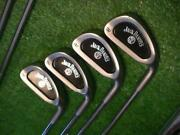 Jack Daniels Ultra Rare Irons And Woods Set Birthday Or Holiday Gift