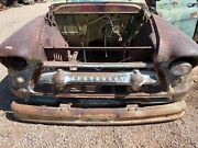 Chevy Truck Cab Great For Restoration Or Yard Art Year Is 55-59