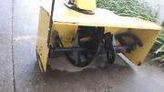 John Deere 47andrdquo Two Stage Snow Blower Thrower 318 316 332 330 322