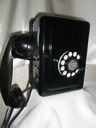 Western Electric Wall Telephone Phone Bell System Phone Antique Vintage Old