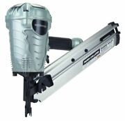 Hitachi/metabo Hpt Nr90ads1m-r 3-1/2 Paper Collated Framing Nailer, A-grade