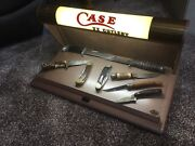 Antique Case Xx Knife Display Cutlery Display Crystal Manufacturing