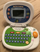 Leapfrog My Own Leaptop Learning Interactive Laptop System Game Toy Educational