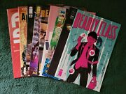 Image Comic Mixed Lot Deadly Class, East Of West, Fuse, Hell Yea, More. 9 Books