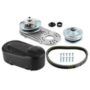 For 30 Series Go Kart Torque Converter 1in Cluth 12t+10t 40/41chain Fitting Set