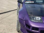For Nissan 300zx Z32 Wide Body Kit Fender Flares Ryb Style