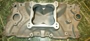 Offenhauser Dial A Flow Sbc Chevy Intake Manifold 327 350 400 Offy Single Plane