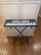 ✅ Casio Lk-135st 61 Lighted Key Keyboard With Stand