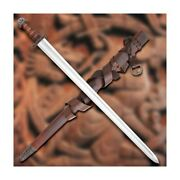 Viking Sword With Scabbard And Belt Fight Ws501561 Battle Ready For Training