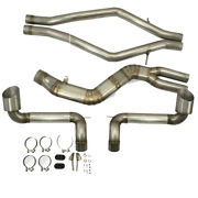 Ets Extreme Cat Back Exhaust System For The A90 2020+ Toyota Supra