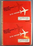 Saudia Boeing 737-200 Systems Aircraft Maintenance Training Course Manuals