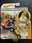 Rare Hot Wheels Mario Kart Lakitu Packaging Mistake Only One Of Its Kind.