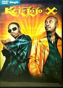 K-ci Jojo - All My Life/tell Me Its Real Dvd Single 2001 Excellent Conditon