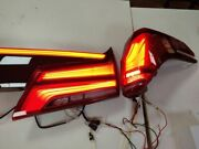 Led Strip Taillights For Alphard Led Rear Lights Back Lamps 2018-2020 Year Ld