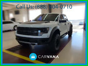 2013 Ford F-150 Svt Raptor Pickup 4d 5 1/2 Ft Traction Control Sync Sony Premium Sound Power Seat Backup Camera Towing Pkg Air