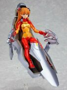 Max Factory Figma 084 Expression Wave Asuka Langley Test Suit Ver.