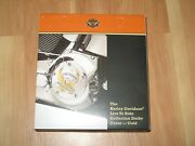 Harley-davidson Live To Ride Ride To Live Derby Cover 25340-99a Nos New Package