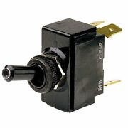 Cole Hersee Lighted Tip Toggle Switch Spdt On-off-on 5 Blade M-54111-02-bp
