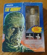 The Mummy Vintage 9 Clothed Figure Remco 1980 Universal Monsters Original Htf