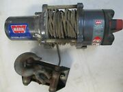 Warn Winch For Polaris Complete With Everything, Good Working Order 38960.00