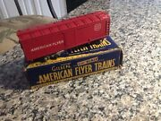 1950s American Flyer Lot Of 2...reading 630 And 642 Freight Car...with Old Boxes