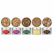 Extra Fine Smoke Gun Wood Chips Variety Pack - Five Of Our Popular Premium Fine