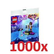 Lego Friends - 1000x 30205 Pop Star Red Carpet - Polybag New/boxed