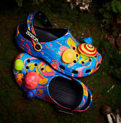 Diplo X Crocs Classic Clog Size 5m / 7w In Hand