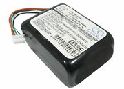 Battery For Logitech Squeezebox Radio Xr0001 X-r0001 533-000050 Nt210aahcb10ymx