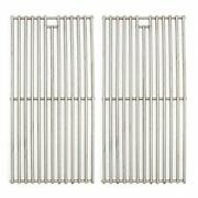 Hongso Bbq Stainless Steel Cooking Grid Grates Replacement For 2 Burners Char...
