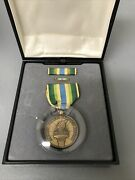 Armed Forces Civilian Service Medal Full Size Complete