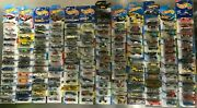 Lot Of 140+ Hot Wheels Assortment Kids Birthday Party Gift Assorted Race Track