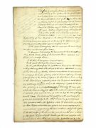 African Americana New York / Early 19th Century Depositions Of Free Black Men