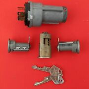 Nos Mopar 1969 Door And Ignition Locks With Switch Most 1969 Cars All Usa Made