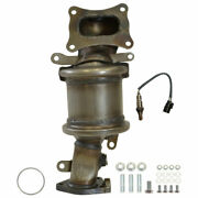 For Acura Rl 2009 Direct-fit Catalytic Converter W/ O2 Sensor Csw
