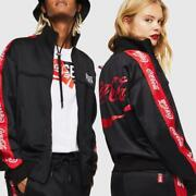 Diesel Cocacola Collaboration Jersey