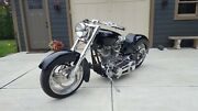 2001 Custom Built Motorcycles Pro Street One Of A Kind Hand Built Big Bore 4carb Motorcycle Read Narrative Below
