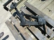 Used Rico Rhino Spare Tire Carrier Missing Parts/ufix Correct For Hmmwv M998