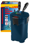 Sera Uvc-xtreme 1200 External Canister Filter Uv Media Included-auto Start 1200l
