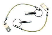 Sea Dog 299980-1 Release Pin And Lanyard Stepped Type