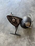 Rare Vintage Orvis 101 Spinning Fishing Reel Made In Italy Trout Great Condition