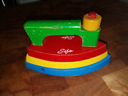 Vintage Sifo Wooden Puzzle Iron Rare Collectible