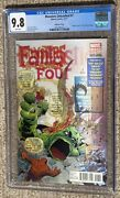 Monsters Unleashed 7 – Lenticular Fantastic Four 1 1961 Cover – Cgc 9.8 Nm/mt