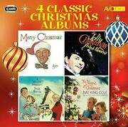 Bing Crosby - Four Classic Christmas Albums Brand New Sealed And Excellent