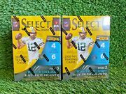 2020 Panini Select Football Nfl Blaster Box Factory Sealed - Lot Of 2 Ships Now