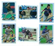 Rainbow Foil Parallels Complete Your Set 2021 Topps Series 2 You U Pick Choice